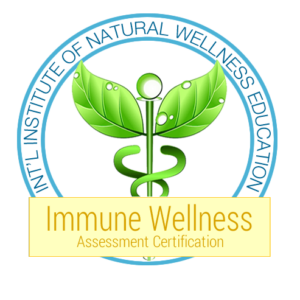 Immune Wellness Assessment Certification